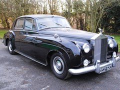 Navigate to Lot 259 - 1956 Rolls-Royce Silver Cloud