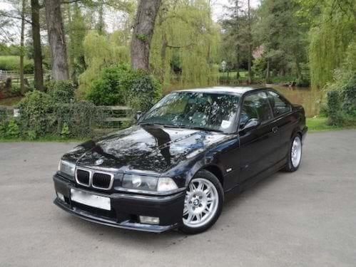1997 Bmw E36 M3 Evolution Coupe