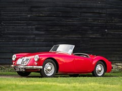 Navigate to Lot 310 - 1955 MG A Mk. I 1500 Roadster