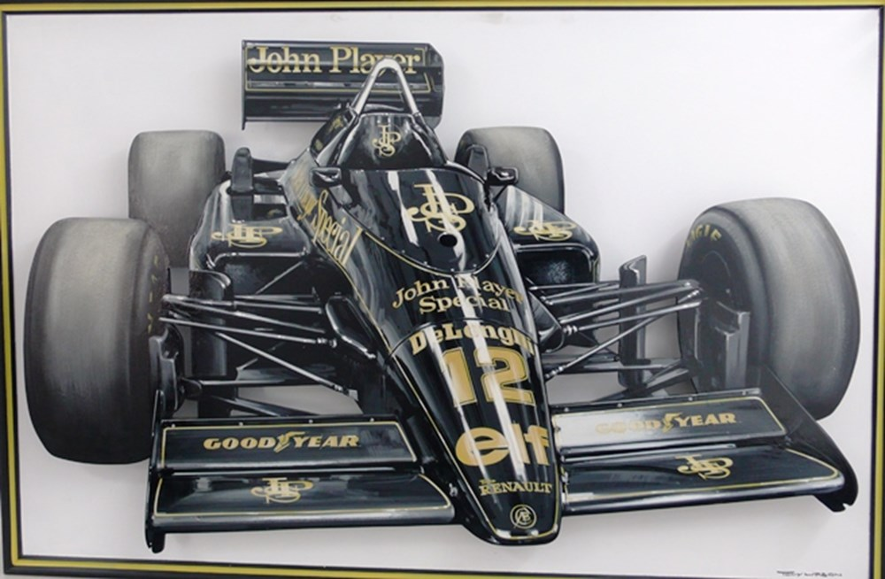 Lot 133 - JPS Lotus