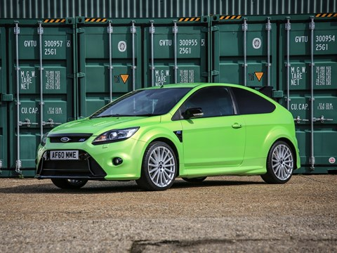 Ref 74 2010 Ford Focus RS