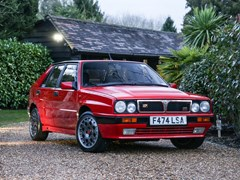 Navigate to Lot 128 - 1989 Lancia Delta Integrale 16 Valve