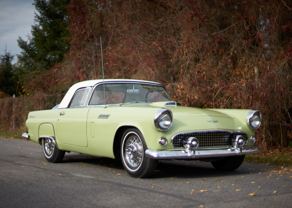Lot 241 - 1956 Ford Thunderbird Convertible