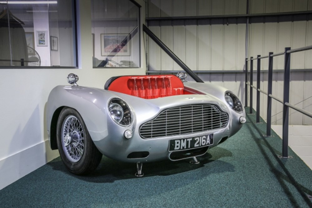 Lot 128. - Aston Martin DB5.