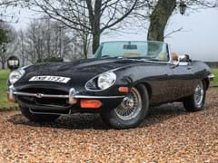 Navigate to Lot 179 - 1971 Jaguar E-Type Series II Roadster