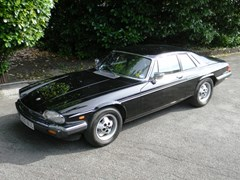 Navigate to Lot 345 - 1985 Jaguar XJS V12 HE Coupé