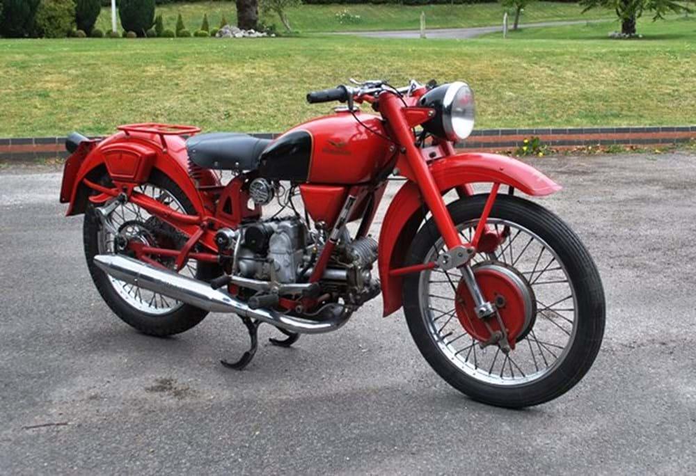 Moto Guzzi 1956 Airone Sport 246cc 1 cyl ohv 3002 - Yesterdays