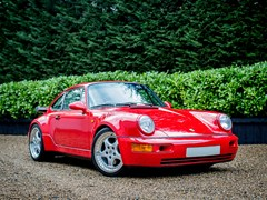 Navigate to Lot 166 - 1993 Porsche 911 / 964 Turbo