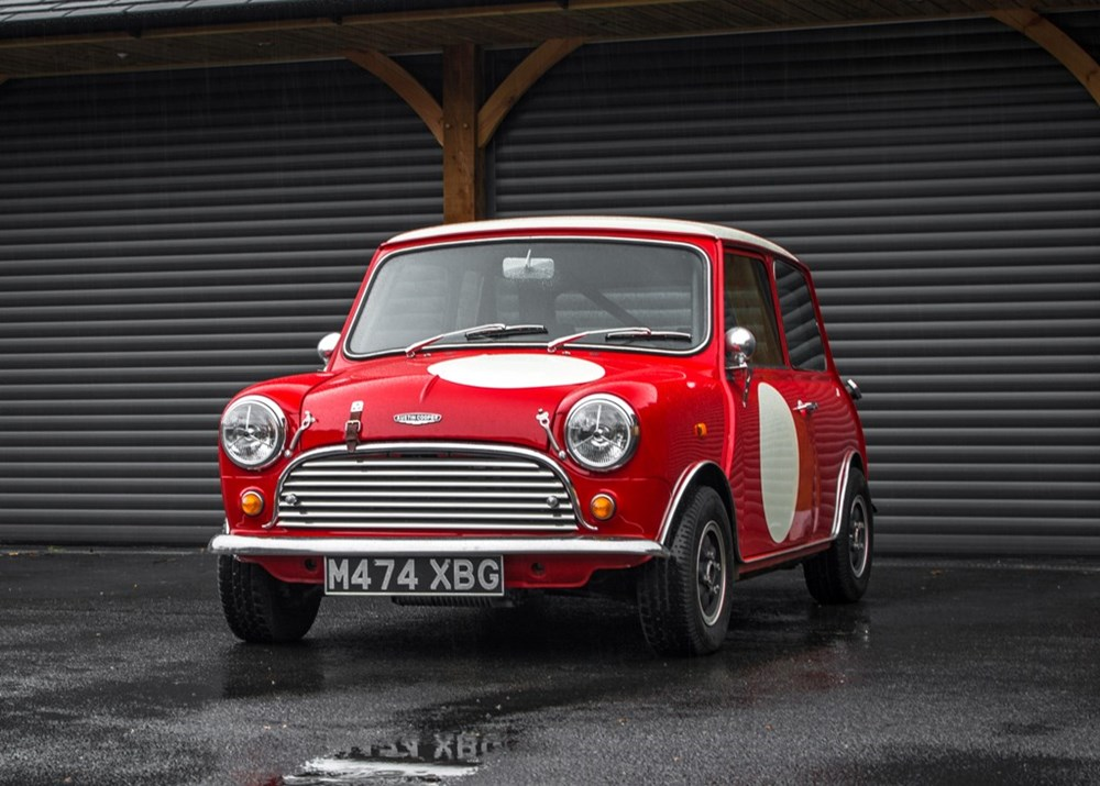 Lot 220 - 1995 Rover Mini SPi Cooper Supercharged