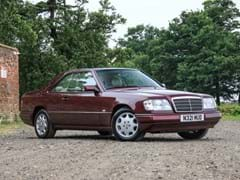 Navigate to Lot 120 - 1996  Mercedes-Benz E220 Coupé