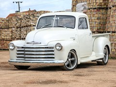 Navigate to Lot 138 - 1951 Chevrolet 3100 Stepside Pick-Up