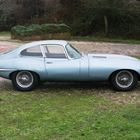 1966 E-Type Series I Fixedhead Coupé -