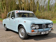 Navigate to Lot 147 - 1968 Alfa Romeo Giulia Super 1600 Rally Road