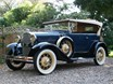 REF 21 1931 Ford Model A Deluxe Phaeton