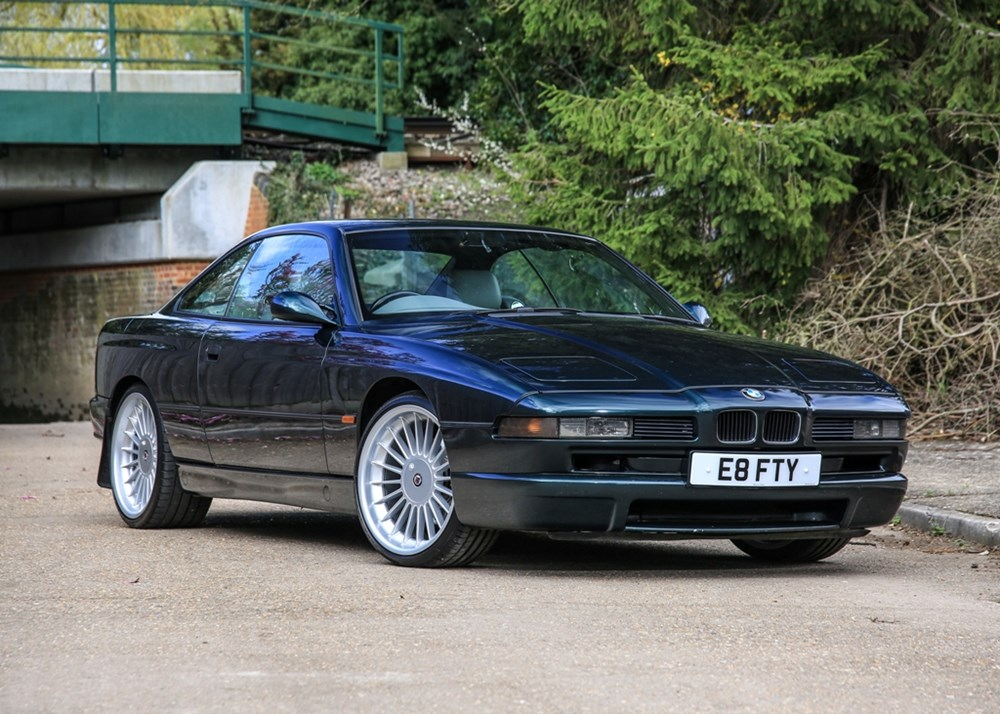 Lot 186 - 1997 BMW 840 Ci Sport