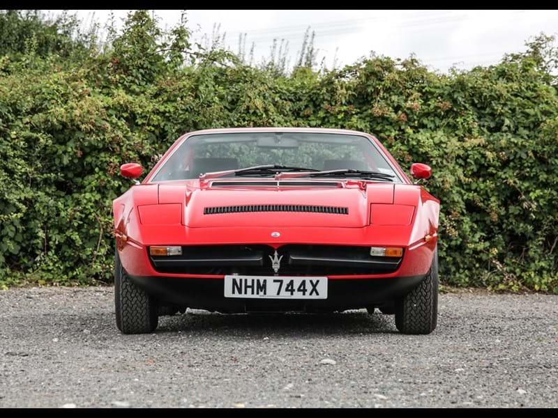 Ref 20 1981 Maserati Merak SS