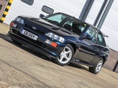 Navigate to Lot 253 - 1995 Ford Escort RS Cosworth Big Turbo