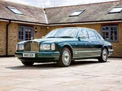 Navigate to Lot 230 - 2001 Rolls-Royce Silver Seraph 'Last of Line' Edition