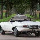 Ref 7 1961 Jaguar E-Type Series I Roadster 'Flat Floor' -