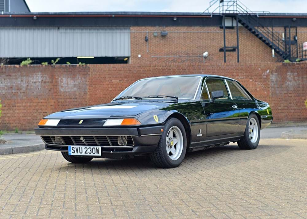Lot 143 - 1981 Ferrari 400i 2+2 Coupé