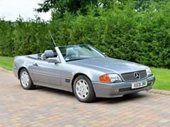 Navigate to Lot 189 - 1992 Mercedes-Benz 300 SL - 24V Roadster
