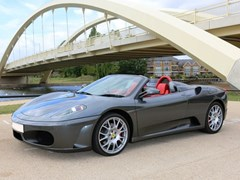 Navigate to Lot 279 - 2006 Ferrari F430 F1 Spider