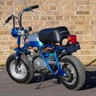 Ref 102 1969 Honda Z50A K1 Short Tail Monkey Bike -