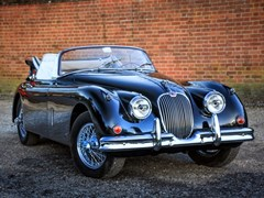 Navigate to Lot 182 - 1960 Jaguar XK150SE Drophead Coupé