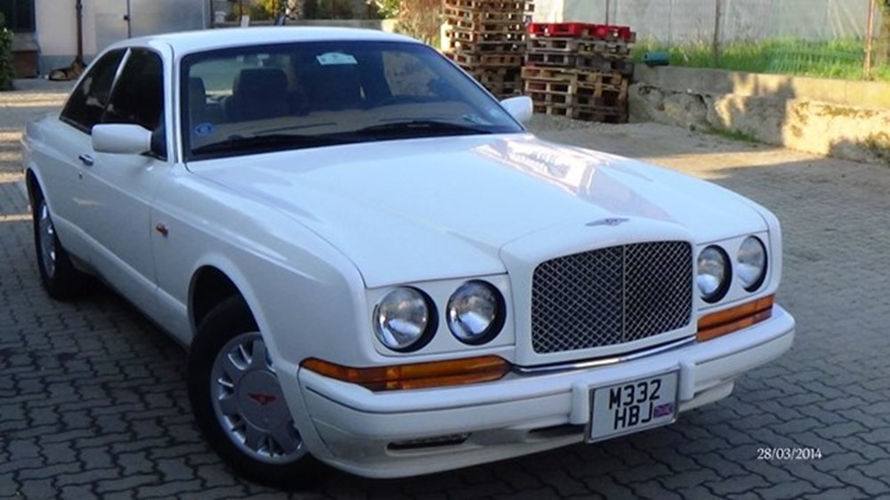 Lot 129 - 1995 Bentley Continental R