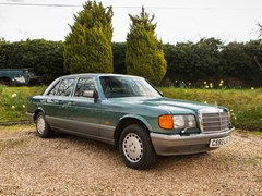 Navigate to Lot 269 - 1986 Mercedes-Benz 500 SEL
