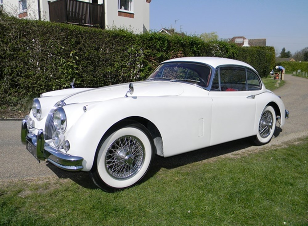 Lot 175 - 1959 Jaguar XK150 Fixedhead Coupé