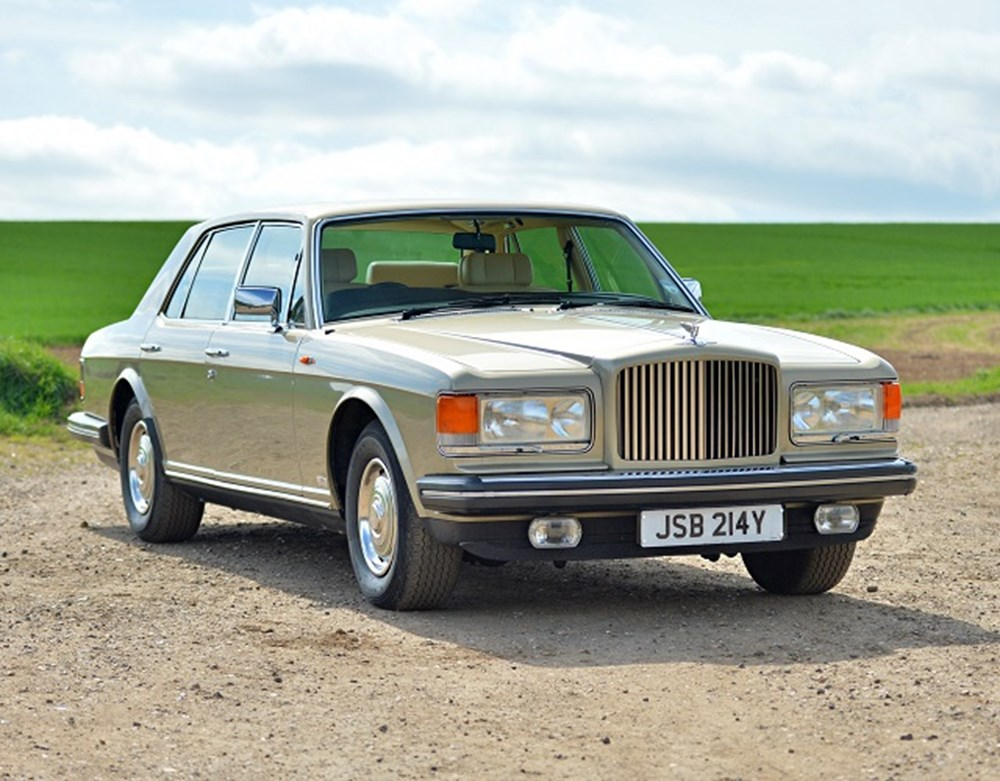 Lot 256 - 1983 Bentley Mulsanne Turbo