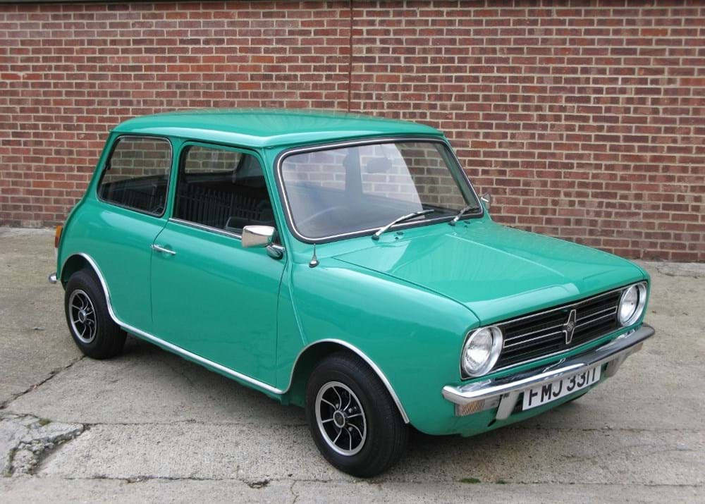 Lot 265 - 1979 Austin Mini Clubman