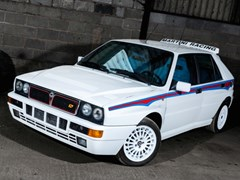 Navigate to Lot 228 - 1992 Lancia Delta Integrale Evo I Martini 6 (#44 of 310) Ex-Giovanni Agnelli, Chairman of Fiat