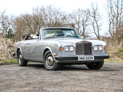 Navigate to Lot 174 - 1979 Rolls-Royce Corniche Convertible