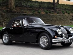 Navigate to Lot 279 - 1958 Jaguar XK150SE Drophead Coupé