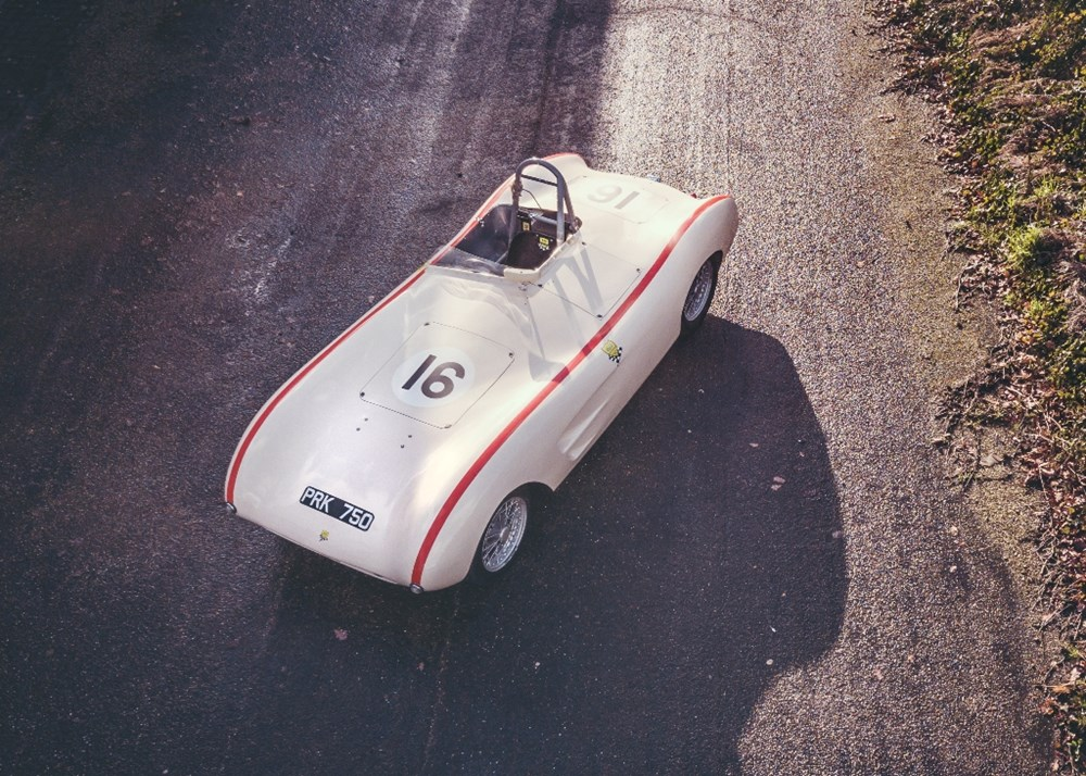 Lot 157 - 1956 E.J.S Coventry Climax Special