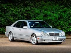 Navigate to Lot 108 - 1998 Mercedes-Benz E55 AMG