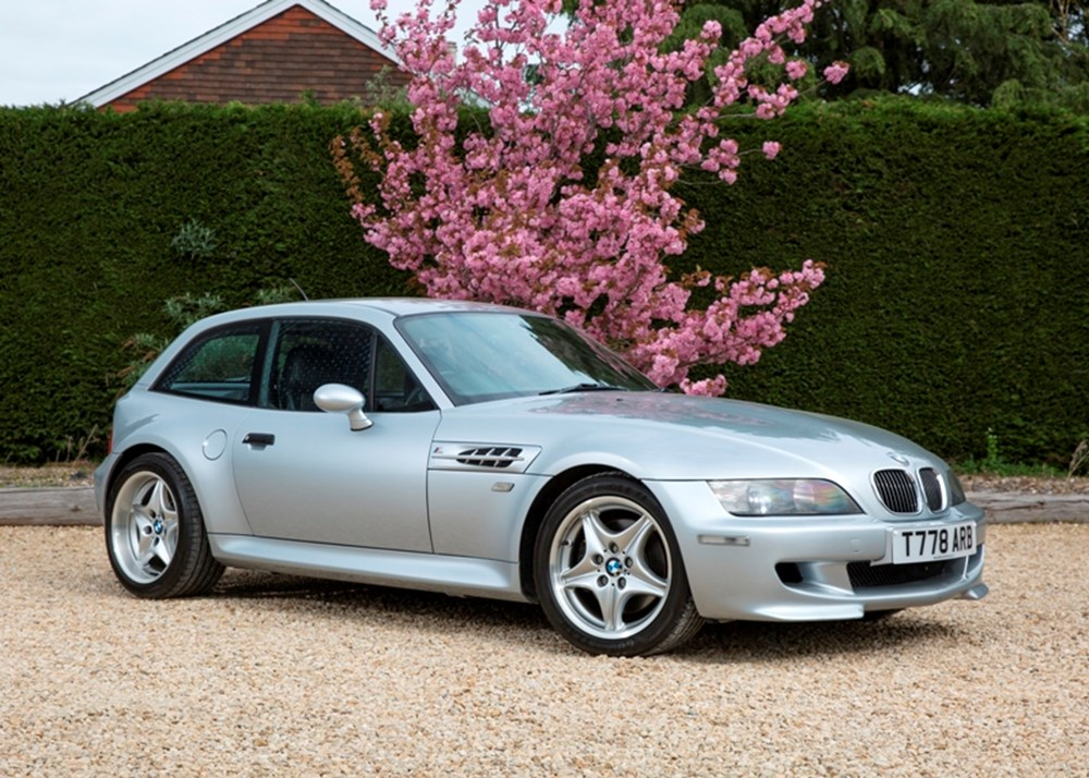 Ref 41 1999 Bmw Z3 M Coup 233 Classic Amp Sports Car Auctioneers