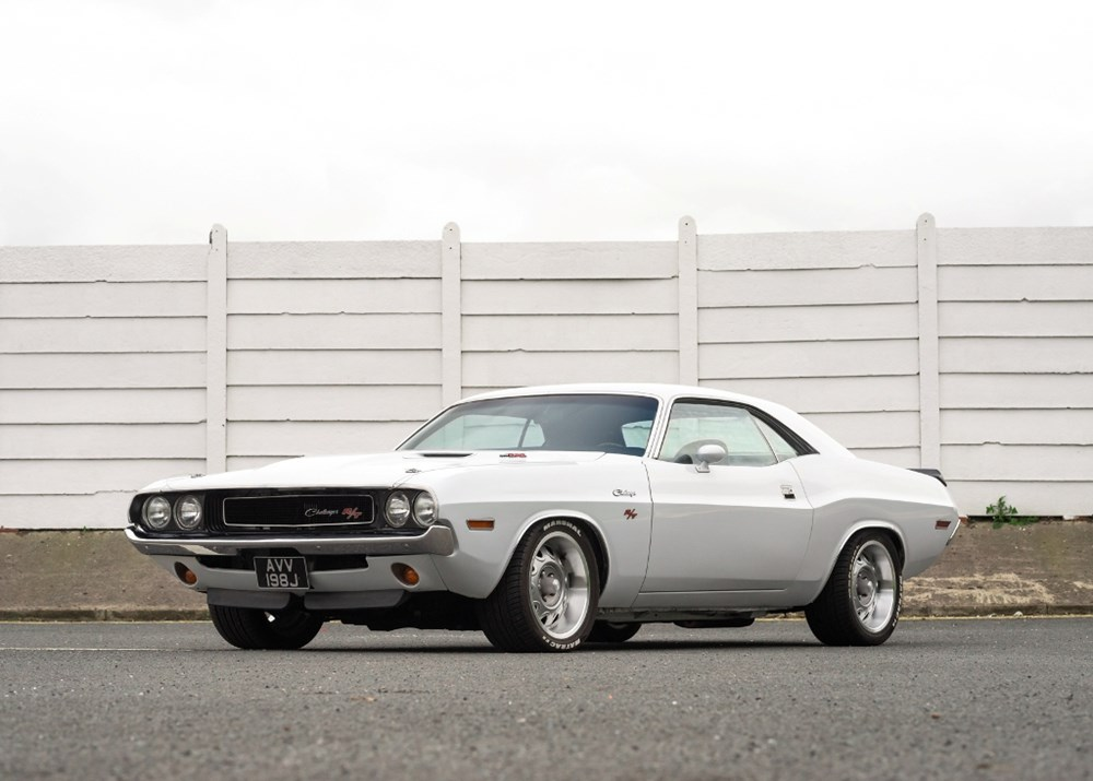 Lot 151 - 1970 Dodge Challenger RT 6 Pack