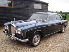Navigate to Lot 233 - 1970 Rolls-Royce Silver Shadow Two-Door by Mulliner Park Ward