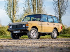 Navigate to Lot 200 - 1981 Range Rover Classic
