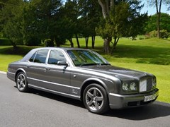 Navigate to Lot 257 - 2005 Bentley Arnage T