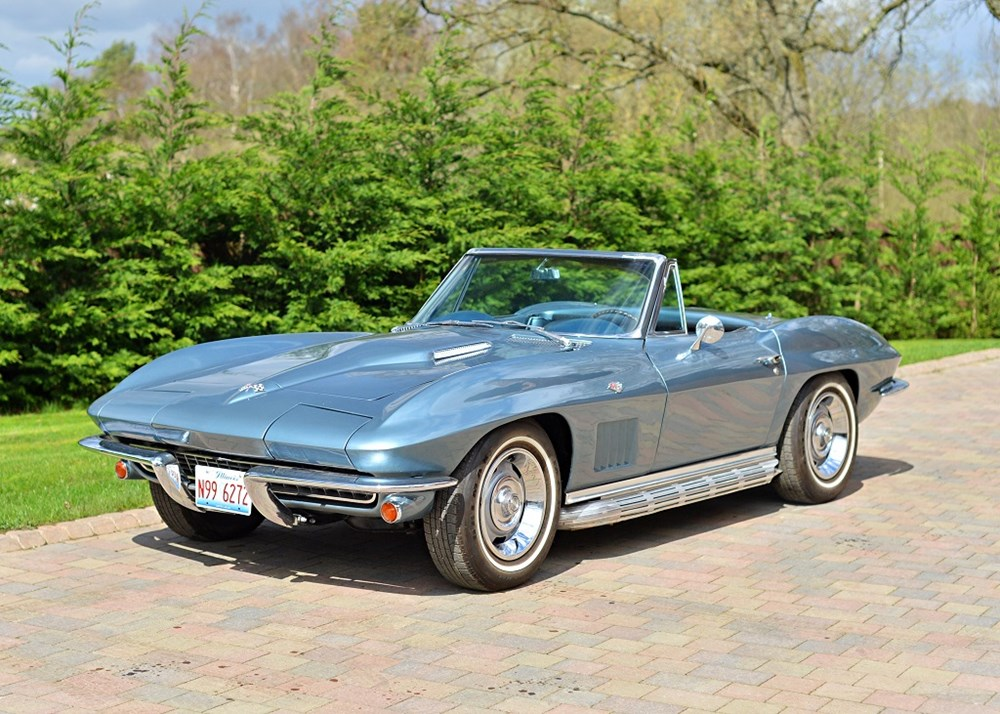 Lot 184 - 1966 Chevrolet Corvette C2 Stingray