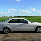 2004 Mercedes-Benz S500 Saloon -