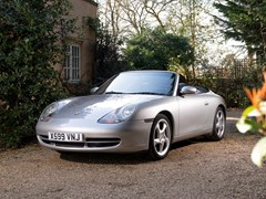Navigate to Lot 234 - 2000 Porsche 911 Carrera 4 (996 Series)