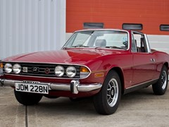 Navigate to Lot 266 - 1975 Triumph Stag