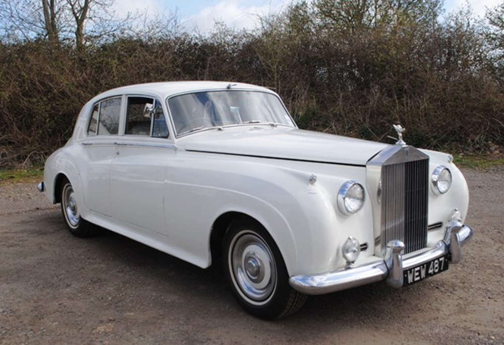 Lot 316 - 1956 Rolls-Royce Silver Cloud