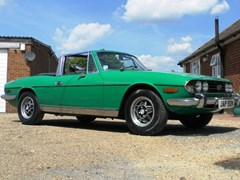Navigate to Lot 416 - 1975 Triumph Stag