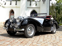 Navigate to Lot 272 - 1947 Triumph Roadster (1800cc)
